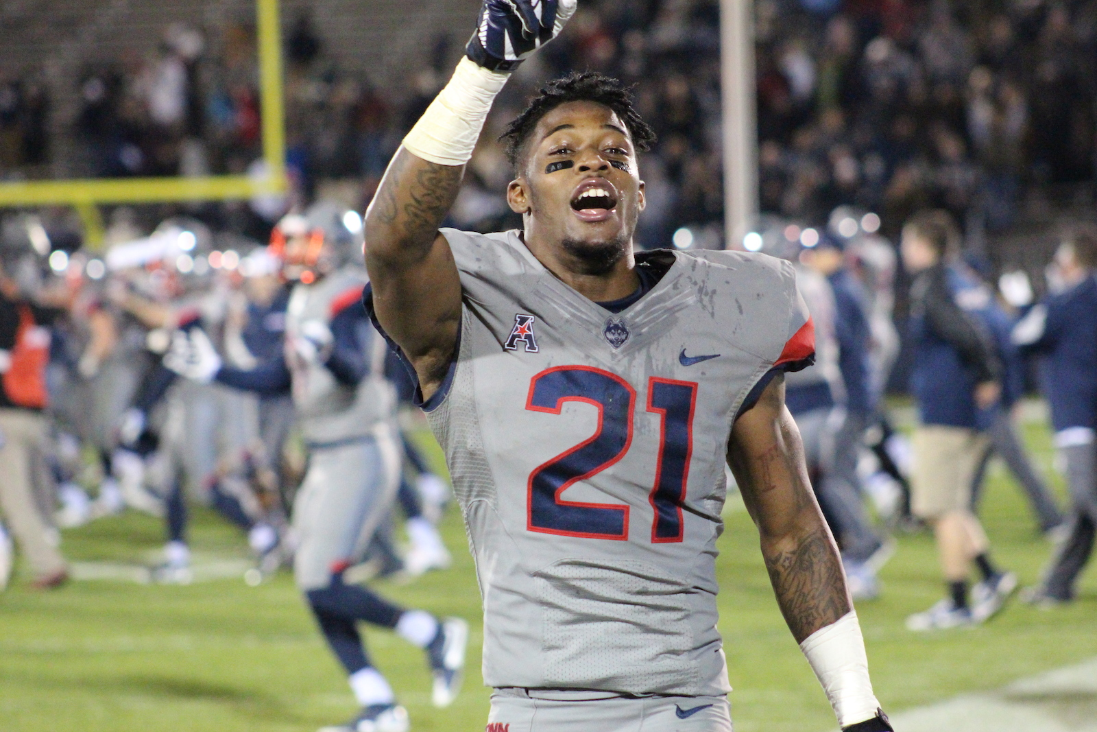 Cb Jamar Summers Is Continuing Tradition At Uconn This Produk Ukm Bumn Susu Kambing Etawa Instant Sealed The Win With His 7th Interception Of Season Photo Credit